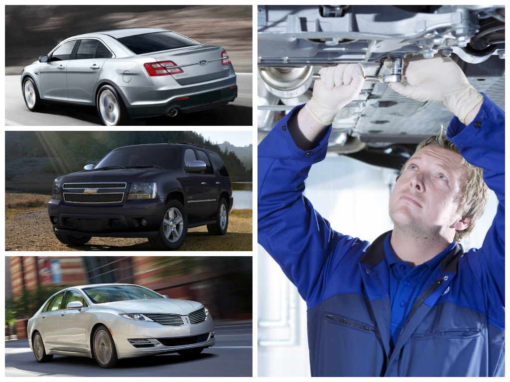 For Ford, Chevy or Lincoln service in Northern Alabama, trust the pros at Harbin Automotive.